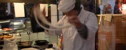 Pulling Noodles