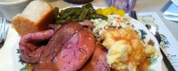 Hartland Roast Beef Supper