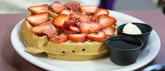 Omelette and Waffle Cafe